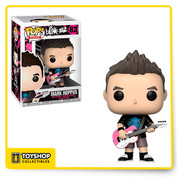 Pop Rocks Blink 182 Mark Hoppus #83 Vinyl Figure Funko