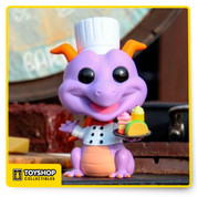 Disney Parks Epcot Food & Wine Festival Chef Figment Pop Funko