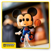 Disney NBA Experience Basketball Mickey Mouse Pop Funko