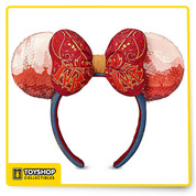 Disney Minnie Mouse The Main Attraction Big Thunder Mountain Railroad Ear Headband