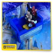 Disney Parks Tomorrowland People Mover Mickey Minnie Pull Back Toy Train