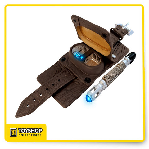 There's something elegant about Captain Jack's Vortex Manipulator. No keys, no crazy control room, no explosions, just a big wristwatch-looking gadget. All you need is a Captain Jack coat and you're ready to be the sexiest member of Torchwood.