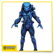 NECA's Predator pack appears pretty much as it did in 1989 on game store shelves, with a thermal image of Arnold Schwarzenegger's Dutch caught in the Predator's crosshairs. The NES Predator game wisely , used the same cool movie poster that attracted fans to the 1987 film.