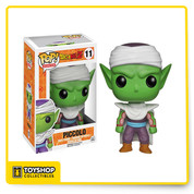 From the Dragon Ball Z anime and manga series comes the bad-guy-turned-good-guy in awesome Pop.  This Dragon Ball Z  Vinyl Figure stands 3 3/4-inches tall and makes a great gift for children and adult collectors alike .