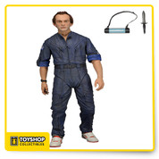 """The third series of our #1 selling Alien action figures brings all new characters spanning the first three Alien films to the collection! The android Bishop comes from James Cameron's 1986 Aliens, and features the likeness of actor Lance Henriksen. Figures stand 7"""" - 9"""" tall and are fully articulated."""