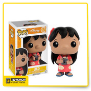 Complete your pop! vinyl Ohana! This 3 3/4-inch Lilo & Stitch Lilo Pop! Vinyl Figure presents Disney's most adorable younger sister, Lilo as a unique vinyl figure. Bring her home today, or take her on a trip to Hawaii - she''ll be quite at home there! Ages 3 and up.