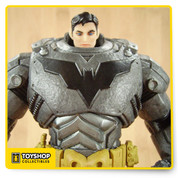 "Thrasher Suit Batman Deluxe Figure 9"" Based on the designs from the fan-favorite artist of BATMAN, Greg Capullo !!!"