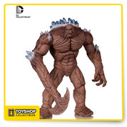 The monstrous Clayface can take any shape-including that of an awesome action figure like this all-new one based on the villain's appearance from the best-selling video game Batman: Arkham City. Clayface comes with accessories and two interchangeable arms.