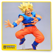 Dragon Ball Z: Super Saiyan Goku DXF Fighting