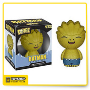 These pint-sized rascals will weasel their way into your heart as surely as they'll find their way onto your shelf! The Batman Killer Croc Dorbz Vinyl Figure measures approximately 3-inches tall. This loveable little villain comes in a double window-box package to fully display the personality from both front and back! Ages 3 and up.
