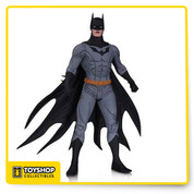 Based on the styles of renowned artist Jae Lee, comes this DC Comics Designer Series 1 Batman by Jae Lee Action Figure. Batman stands 6 3/4-inches tall and comes in blister card packaging.