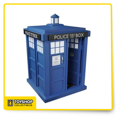 Travel through time and space with this Dr. Who- Tardis POP vinyl figure! Based on the incredibly popular television series, this POP embodies that distinctive look and feel of the longest-running sci-fi TV series in the world. Check out the other Dr. Who figures from Funko!.