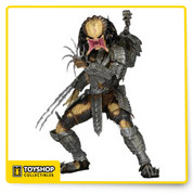 Series 14 of NECA's popular line of  Scar Predator action figures is here! addition to the mind-blowing level of articulation, the figures measure roughly 8 1/4-inches tall and come with character-specific gauntlets, armor, weapons, trophies, and other accessories!