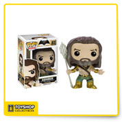 Batman v Superman: Aquaman Pop