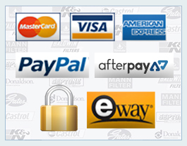 Western Filters Payment Options