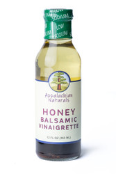 Honey Balsamic Vinaigrette (Low-Sodium)