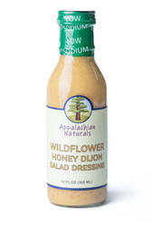 Wildflower Honey Dijon Salad Dressing (Low-Sodium)