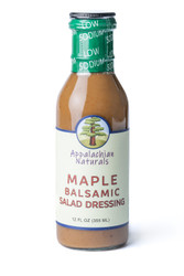 Maple Balsamic Salad Dressing (Low-Sodium)