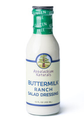 Buttermilk Ranch Salad Dressing (Sugar-Free)