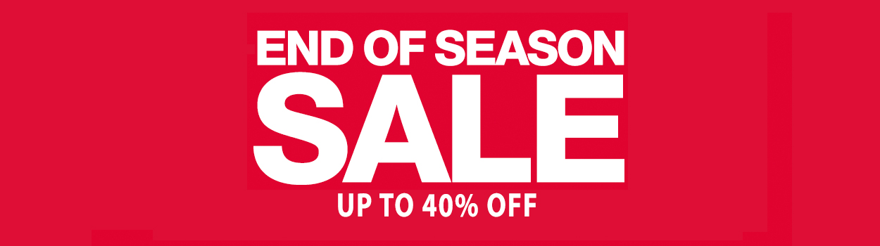 Qubox End Of Season Sale!