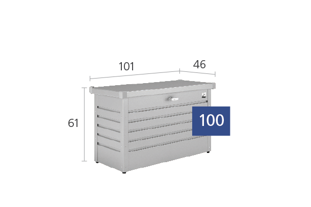 Biohort Leisuretime 100 dimensions