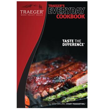 FREE TRAEGER COOKBOOK