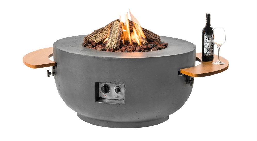 Bowl 91cm Grey Cocoon