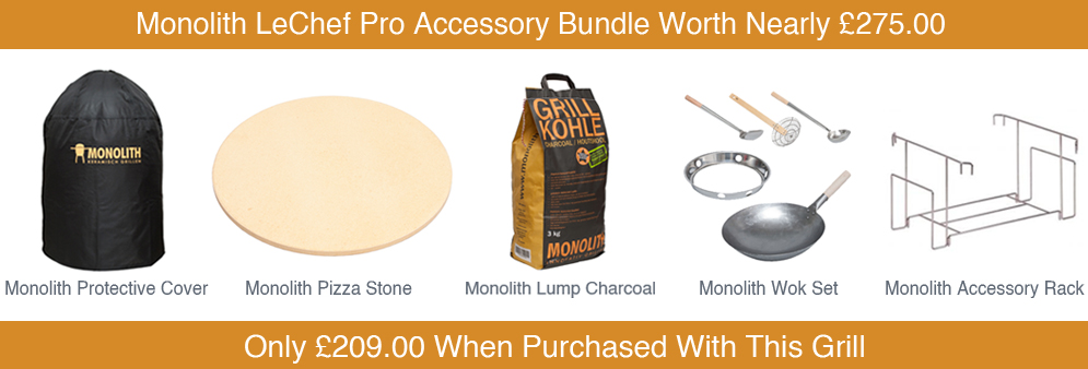 Monolith LeChef Pro Accessory Bundle