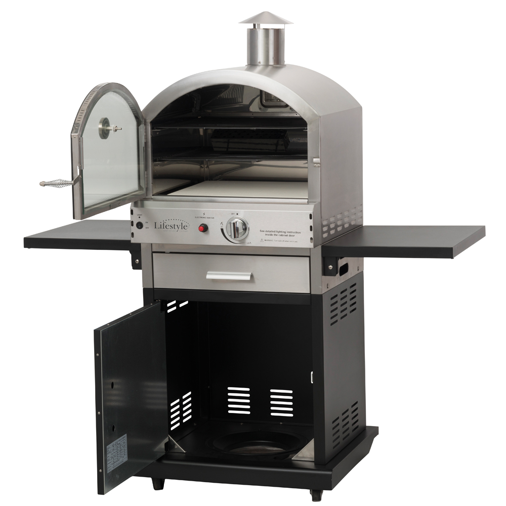 Lifestyle Verona Gas Pizza Oven
