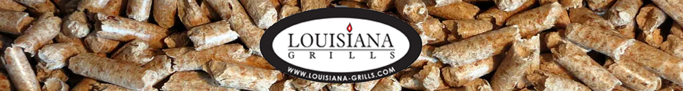 Louisiana Grill Wood Pellets from Qubox