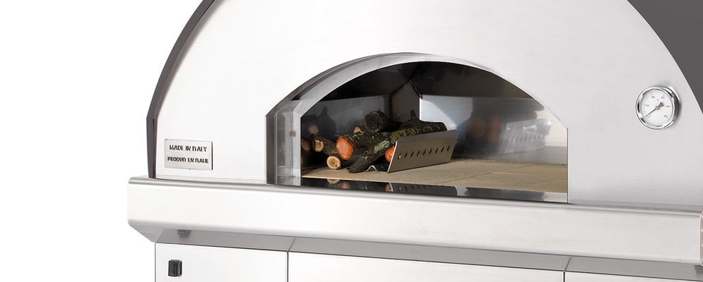 Fontana Forni Mangiafuoco Outdoor Pizza Oven From Qubox