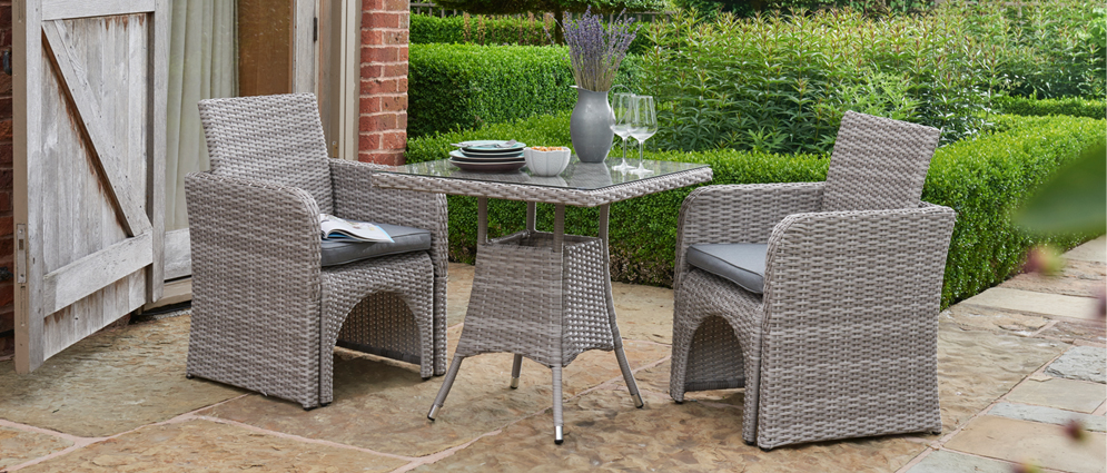 Handpicked Morston2-4 Dining Set