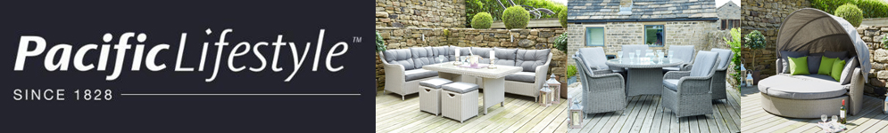 Pacific Lifestyle Rattan Garden Furniture