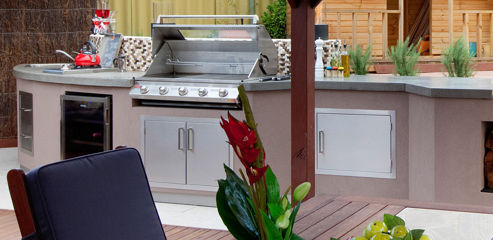 Beefeater Signature Outdoor Kitchen