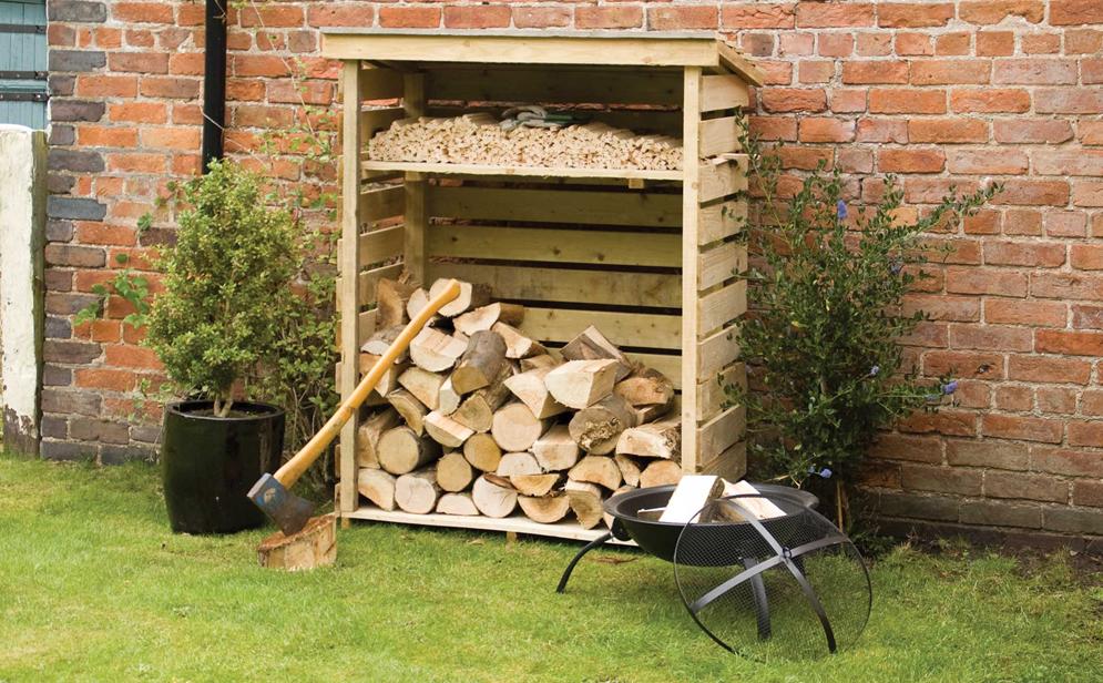 Rowlinson Small Log Store