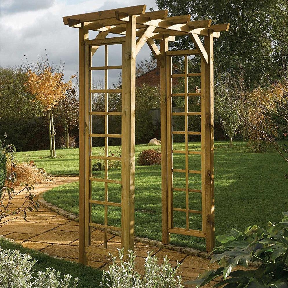 Rowlinson Square Top Garden Arch