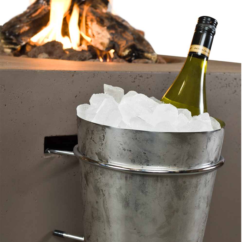 Wine Chiller For Cocoon Tables
