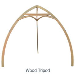 Cacoon Wood Tripod