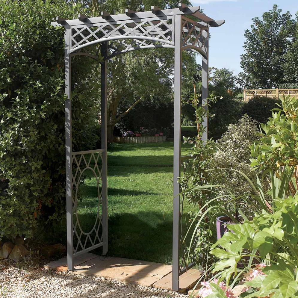 Wrenbury Arch from Rowlinson