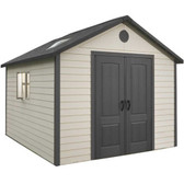 Lifetime Plastic Shed 11 x 11 Shed