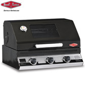 Beefeater Discovery 1100E Built-In 3 Burner Gas BBQ (16232)