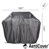 Aerocover Protective Cover for Gas BBQ 165 x 61 x 110cm (18-C-7856)