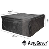 Aerocover Protective Cover for Garden Set 200 x 190 x 85cm (18-C-7915)