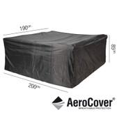 Aerocover Protective Cover for Garden Set 200 x 190 x 85cm (18-C-7915)
