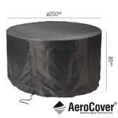Aerocover Protective Cover for Round Garden Set 250 x 85cm
