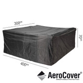 Aerocover Protective Cover for Garden Lounge Set 400 x 300 x 70cm (18-C-7936)