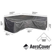 Aerocover Protective Cover for Trapeeze Lounge Set 255 x 90 x 65cm (18-C-7955)