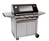 Beefeater Signature S3000E 4 Burner Gas BBQ & Side Burner (19242)