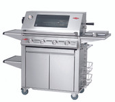 Beefeater Signature S3000S 4 Burner Gas BBQ With Side Burner (19750)