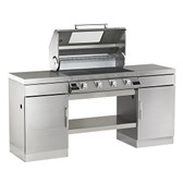 Beefeater Discovery 1100S Outdoor Kitchen BBQ - 4 Burner (79640)